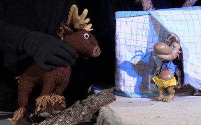 Corona im Elchwald Folge 3: Emil baut ein Haus