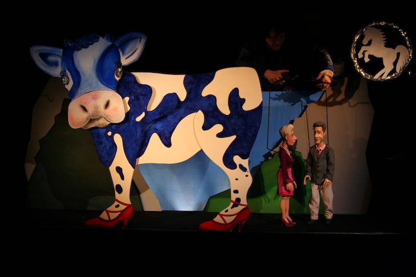 Objekt der Woche Kuh