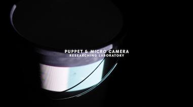 Forschungsprojekt: Puppet & Micro Camera