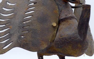 Objekt der Woche: Der Garuda-Vogel