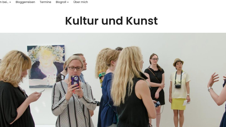 Blogroll Kultur Blogs
