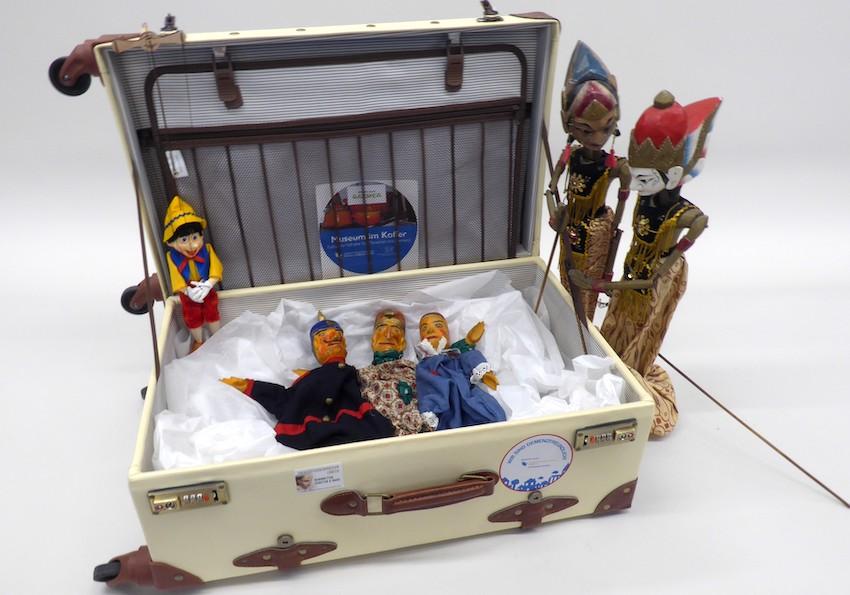 Objekt der Woche: Museum im Koffer