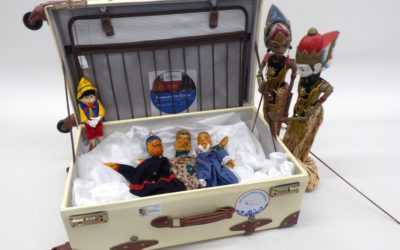 Object of the week: Museum in a suitcase