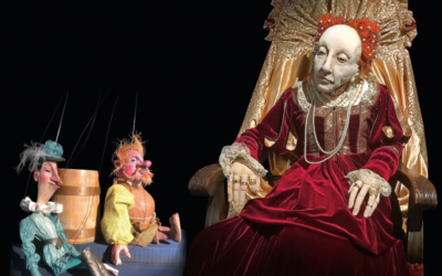 Vorgestellt: Poesie der Theaterfiguren