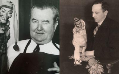 Werner Perrey und Karl Pechascheck: Wie sah das Leben von Puppenspielern zur NS-Zeit aus?
