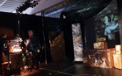 Figurentheater und Bewegtbild? Einblicke in das Forschungsprojekt des KOLK 17 Figurentheater & Museum Lübeck