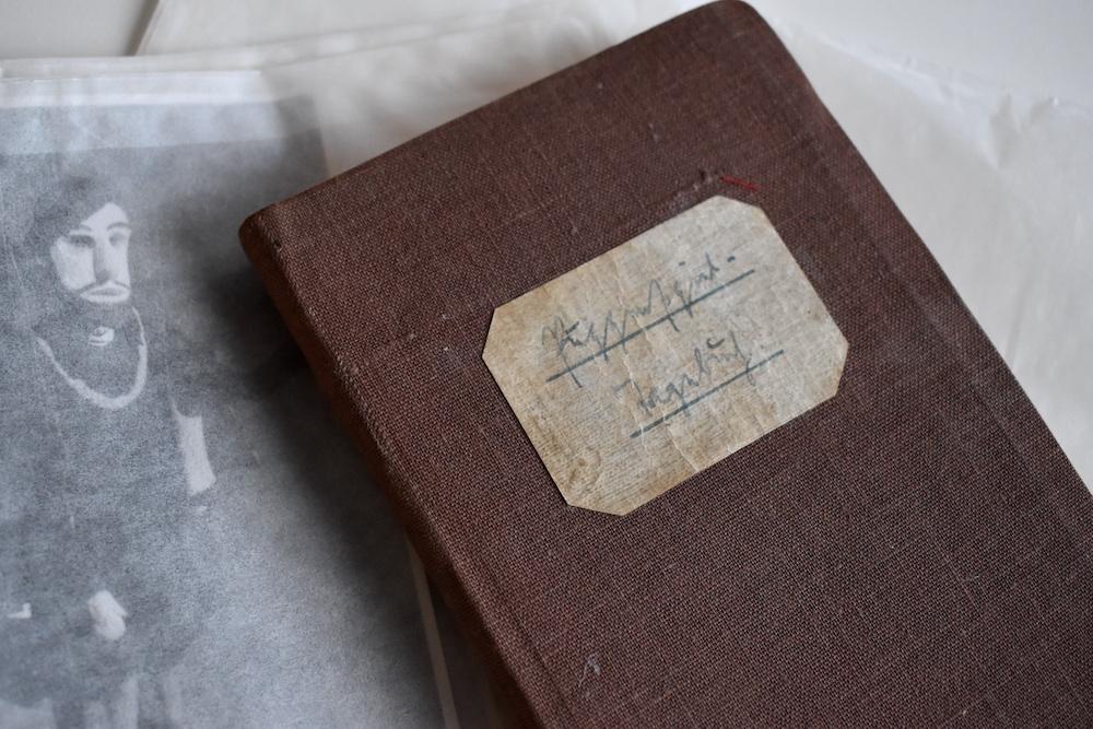 Tagebuch: Puppentheater an der Front