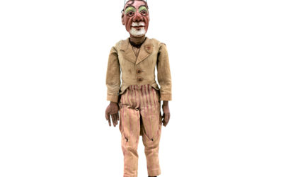 Object of the Week: The Clown from the Prisoner of War Camp