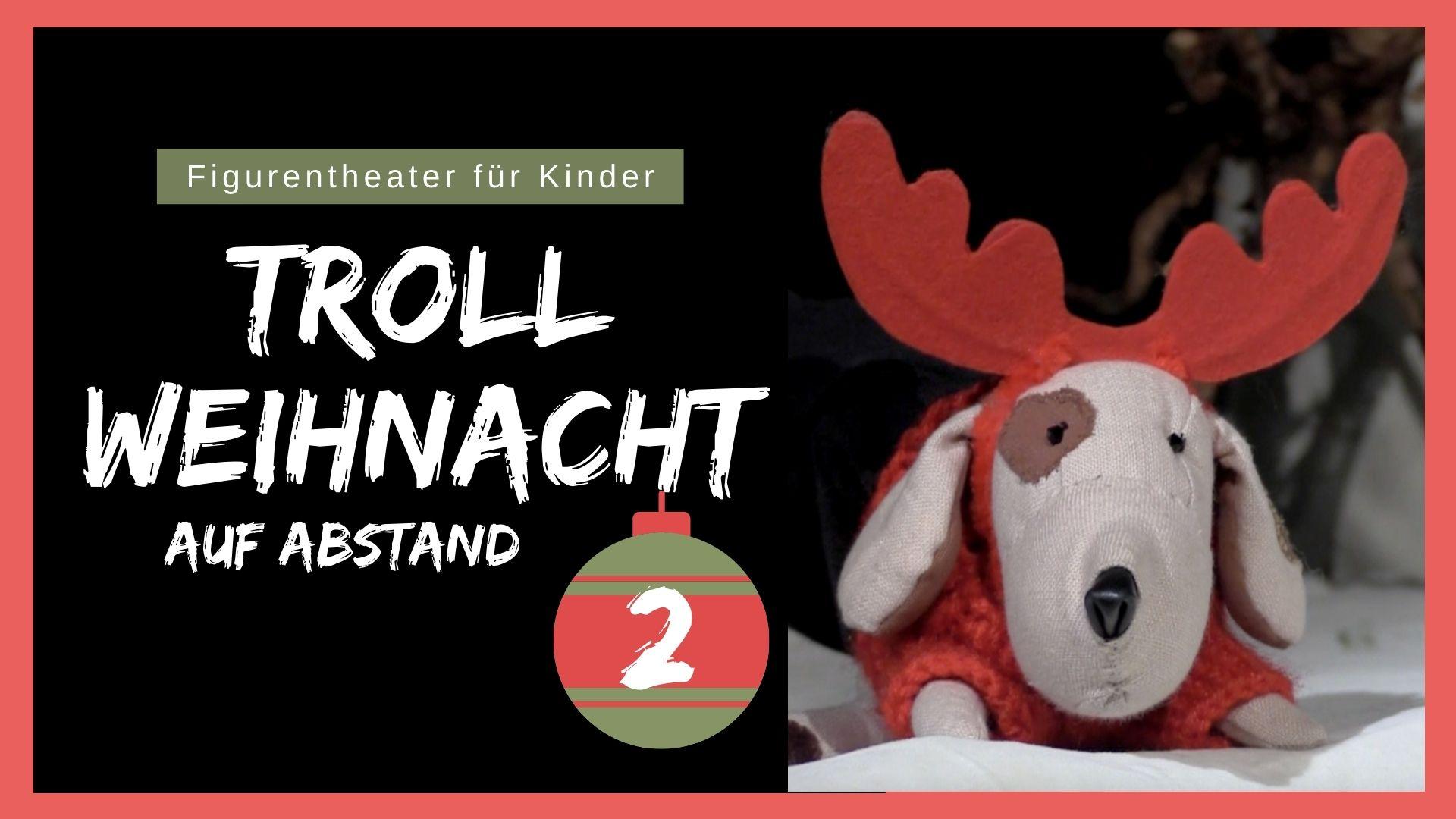 Weihnachtliches Puppentheater online