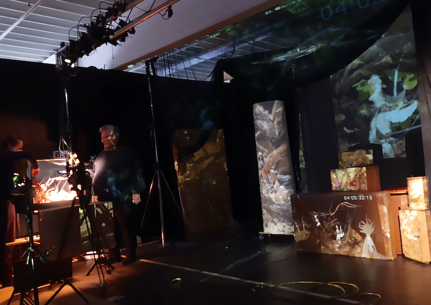 Puppet Theatre and the Moving Image? Insights into the research project of the KOBALT Puppet Theatre Lübeck