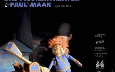 Sams & Co. im Rampenlicht. Das Figurentheater & Paul Maar