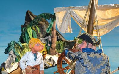 Pirat Eberhard & die geheimnisvolle Insel
