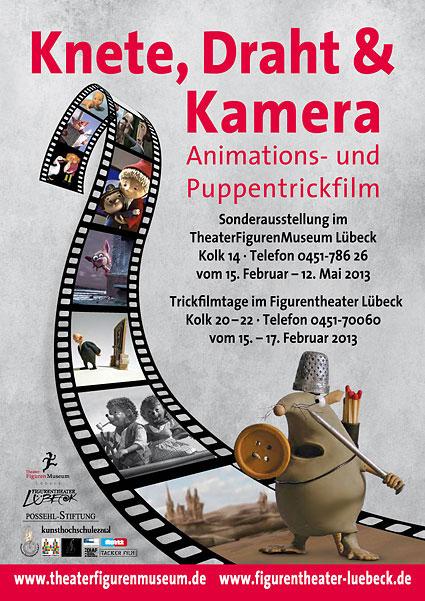 Trickfilm Ausstellung