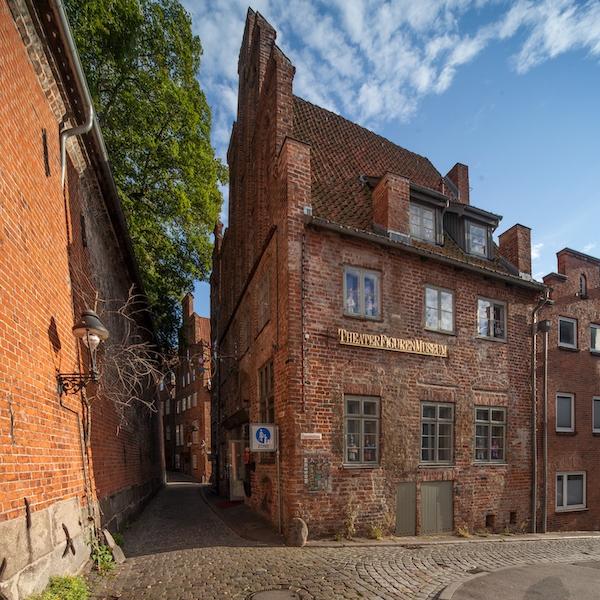 Der Kolk ältestes Haus Lübeck