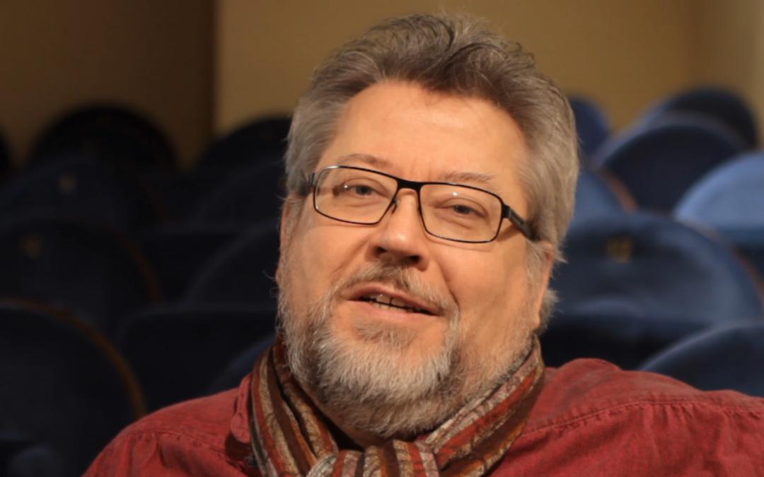 10 Fragen an Stephan Schlafke, den Figurentheaterdirektor von KOLK 17